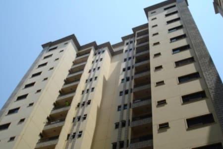 Apartamento mobiliado seguro e bem localizado - Uberaba - Apartamento