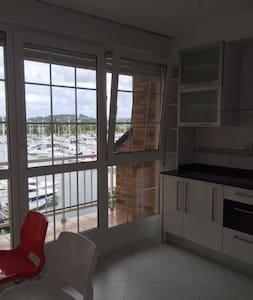 Magnifico duplex  en la bahía a 5 Km centro - Santander