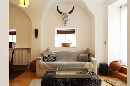 Luxurious Garden Apartment in Clifton Village - Bristol - Huoneisto