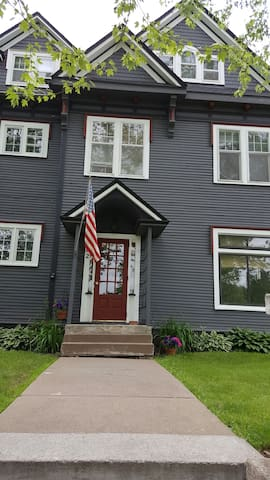 Large Two Bedroom Apt. blocks from Lake Superior
