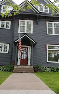 Large Two Bedroom Apt. blocks from Lake Superior.