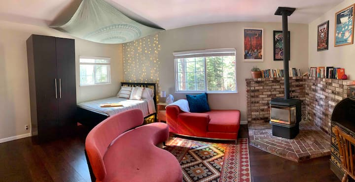 Private Studio 10 minutes from Heavenly/Stateline!