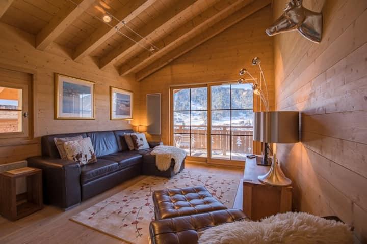 MountainXtra Apartment Belle Balcon