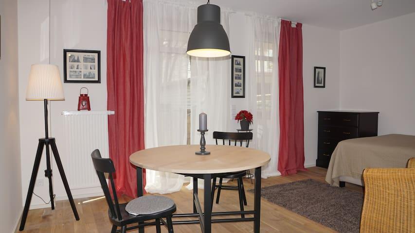 Stilvolles Apartment in zentraler Lage am Rhein