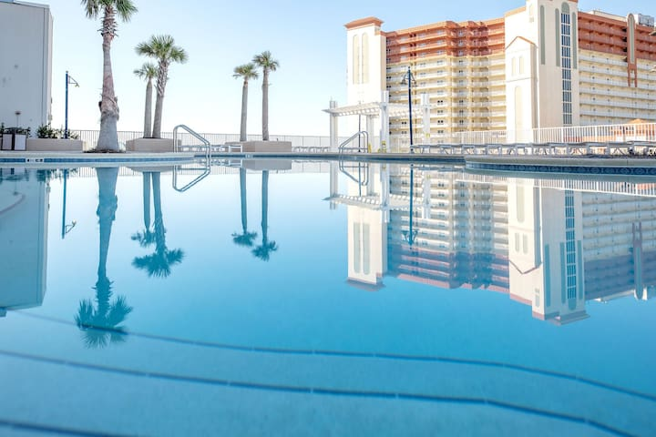 DOUBLE your PLEASURE-Gulf Views-SEVENTH FLOOR