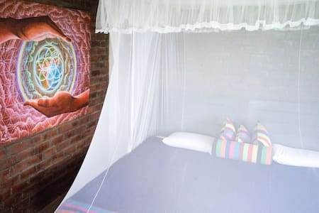 Mamma Shanti B&B ~  King Room 2 ~