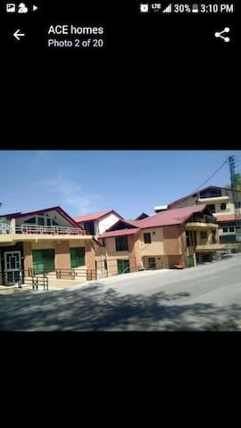 Muree #Apartments # Ace Homes