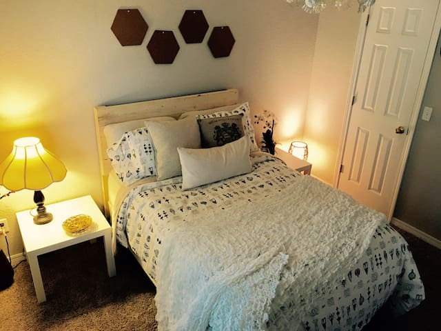 Cozy home in a nice neighborhood - Amarillo