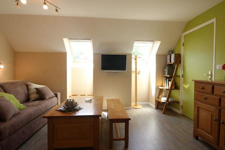 LA COMBE SOUS LES ROSES - Bretigny - Apartemen