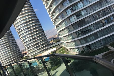 Mall of İstanbul Luxury Residance 1+1