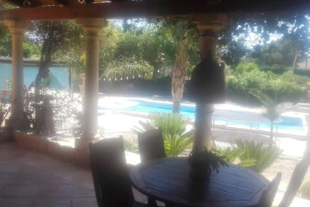 Serena Double Bed Toscana. Parking. Wifi. Coffee - Murcia - Casa