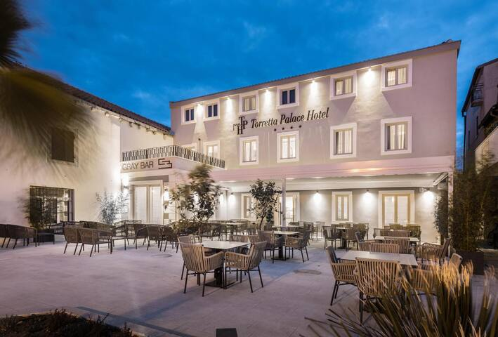 Double Room at Torretta Palace Hotel near Zadar