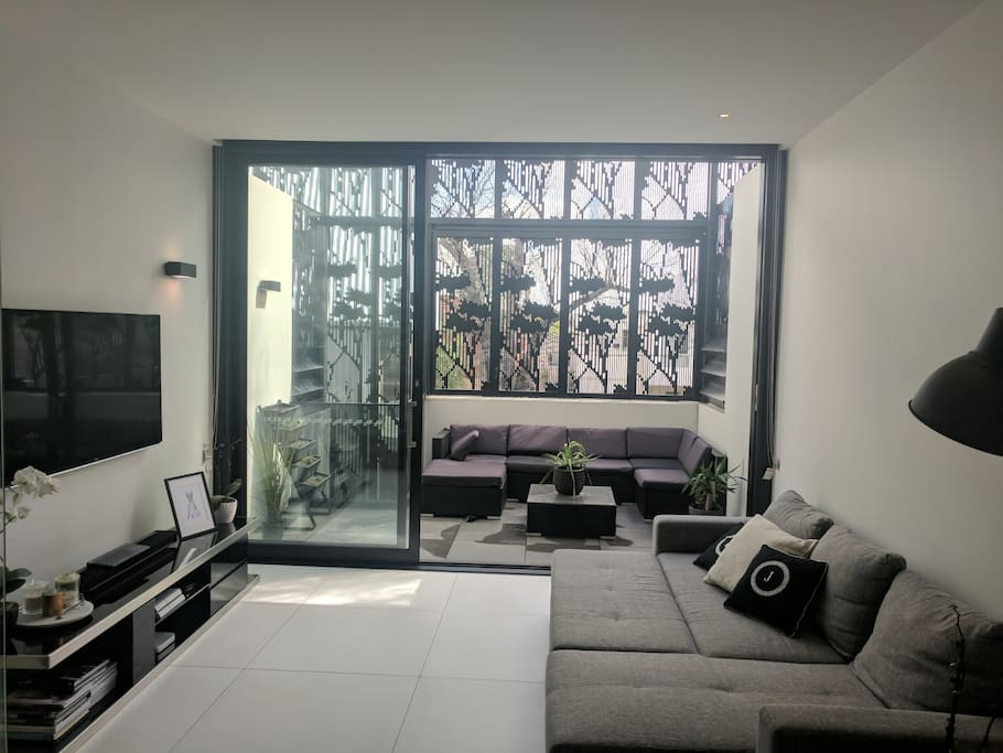 Living Area +  Sofabed