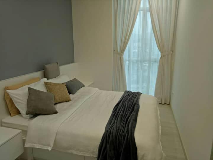 New Deluxe Suite ~2BR ,Georgetown Penang