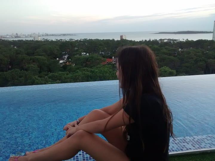 Punta del Este, Apartamento - Acapulco Roosevelt