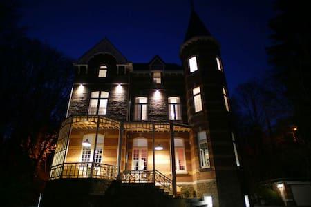 Villa Grand Maur  RESTAURANT et B&B - Spa - Oda + Kahvaltı