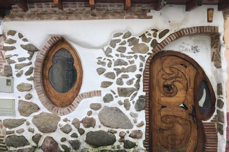 Casa rural Rustica con bicicletas - Sotillo de la adrada - Dům