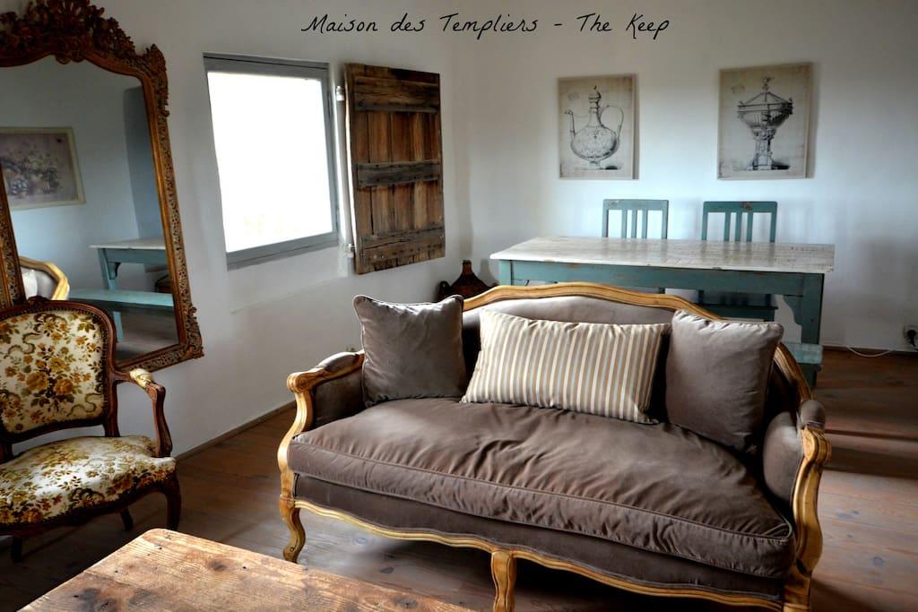 Apartment Chatelain - Maison des Templiers