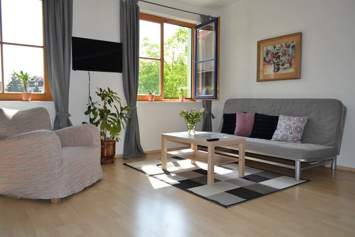 6 minutes from PRAGUE CASTLE