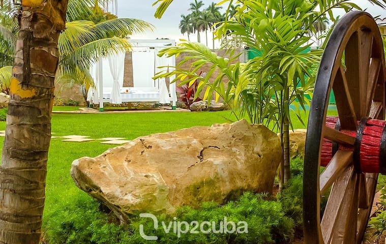 RHPL126 4BR/3BT Luxury Villa near Havana - La Habana - Vila