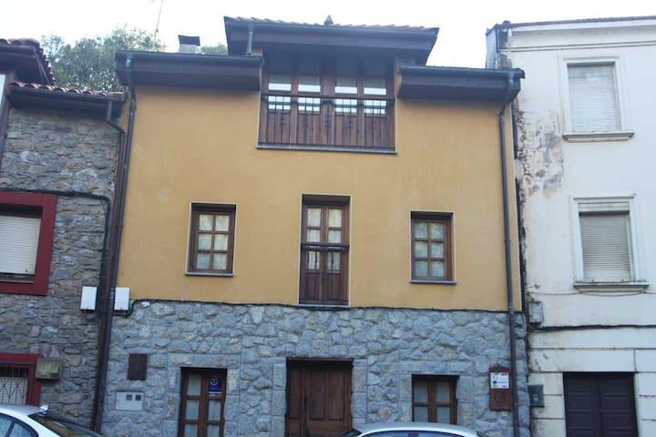 Casa rural al pie de la Senda del Oso - San Martín - House