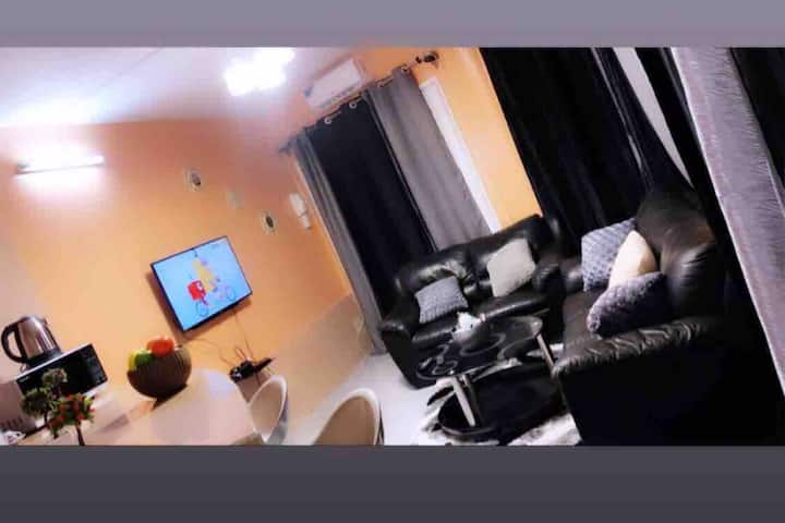 Studio au Virage ngor Almadie propre et accessible