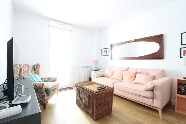 Precioso Apartamento en el Centro con Terraza