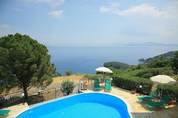 Villa Christos - Kalami - Willa