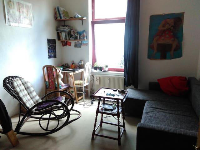 Cozy room/centric house - Göttingen - Apartamento