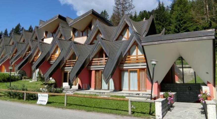 MADONNA DI CAMPIGLIO Villa Golf - Campo Carlo Magno - Διαμέρισμα