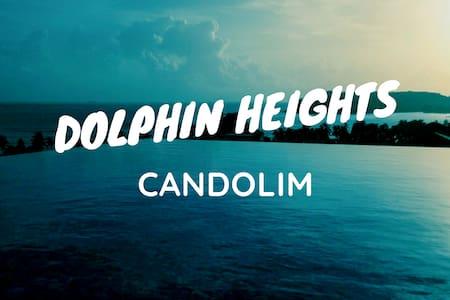 DOLPHIN HEIGHTS 5BHK Sea View Pool Villa Candolim