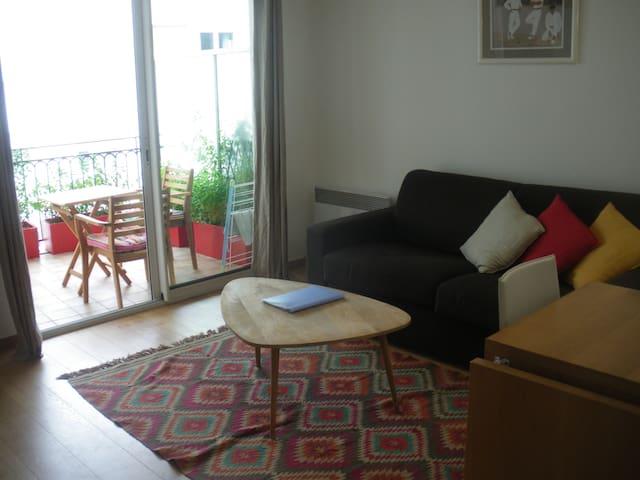 confortable t2 en plein coeur de Bayonne