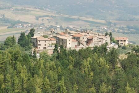 Casa Castello di Castagnola - Giano Dell'umbria
