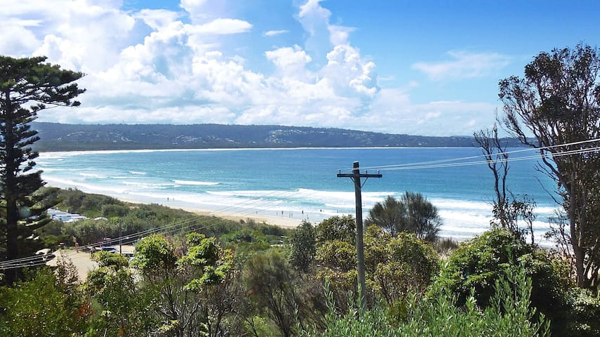 'SURFSIDE' - Adjacent to the Beach - Pambula Beach - Daire