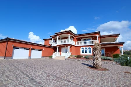 Luxury villa with pool on Slovene coast, sea side - Ankaran