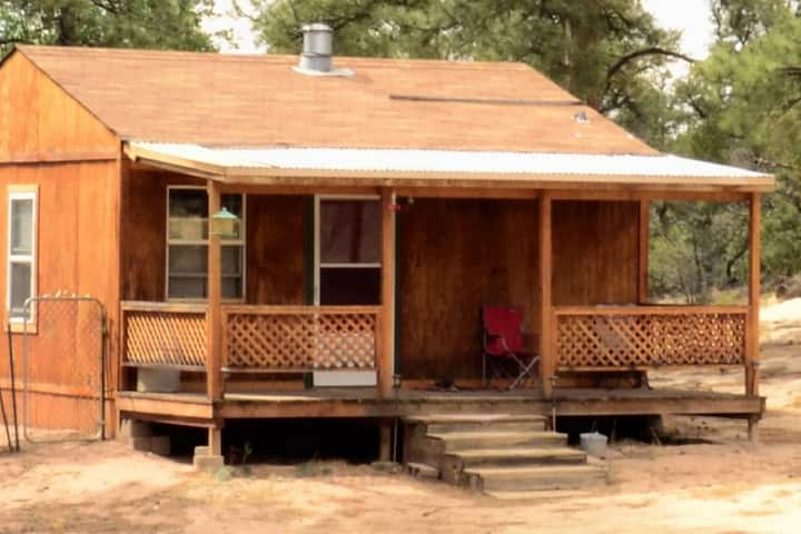 Cabin in the Woods - A Wilderness Experience