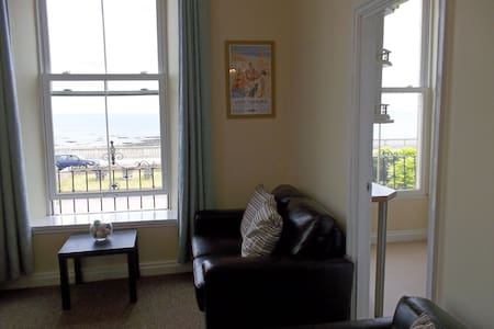 Roker Seafront Apartments Flat 2
