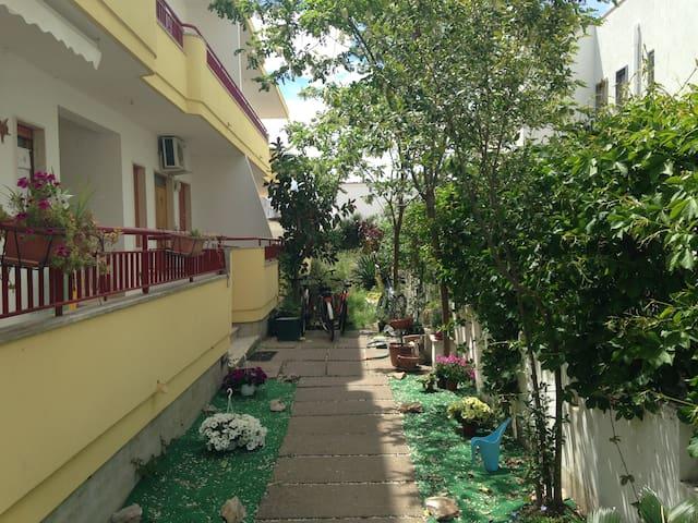 Appartamento vacanza vicino al mare - Marina di Ginosa - Lägenhet