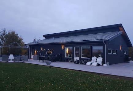 Nytt & lugnt vid sjö & skog, välkommen till Blåvik