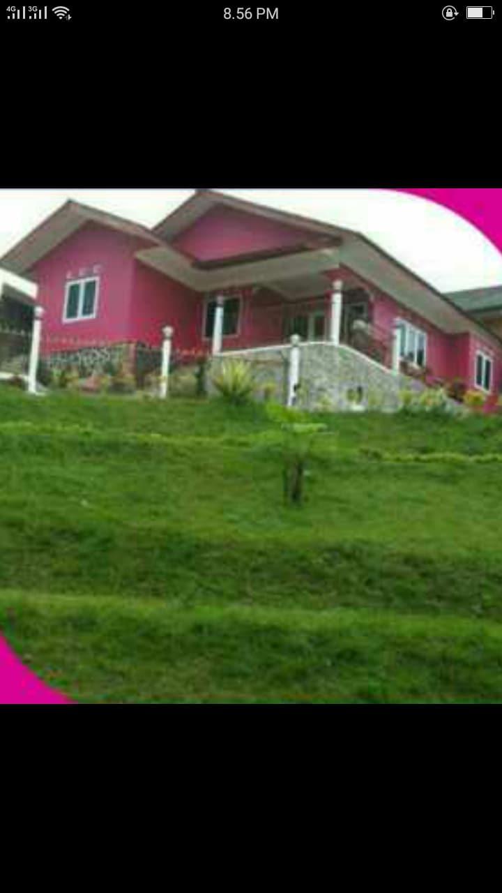 Villa Rima River View @ Puncak