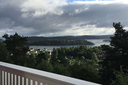 Spacious holiday home near Oslo - Sætre