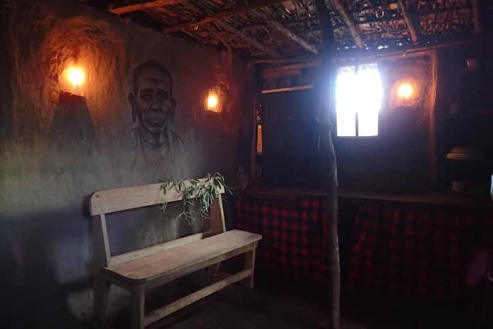 MASAI MARA Olonyori maasai house (all inclusive)