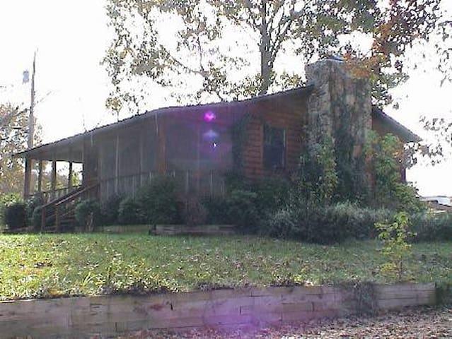 ❤️  Pine Hollow Cabins Ozark Retreat - Birch Tree - Houten huisje