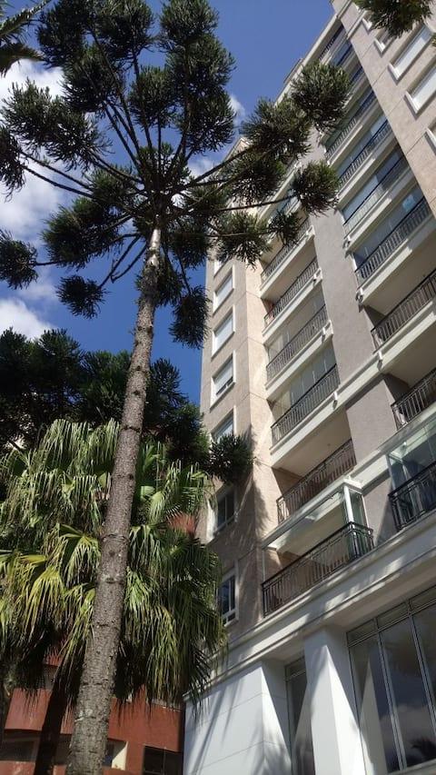 Curitiba Batel apartamento com vista.