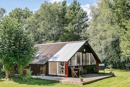 Cozy Holiday Home in Okabøl with Private Terrace