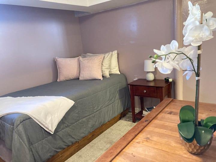 Cozy Private Apartment/free parking /near JFK