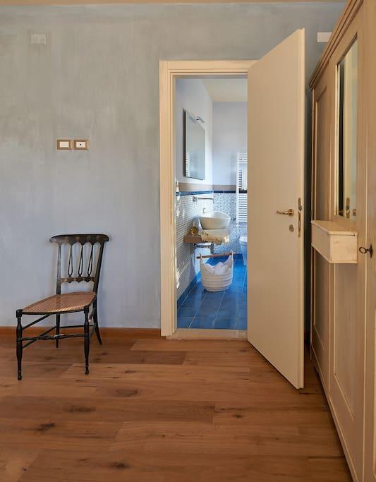 Camera doppia in casale toscano con piscina case in - Piscina monsummano terme ...