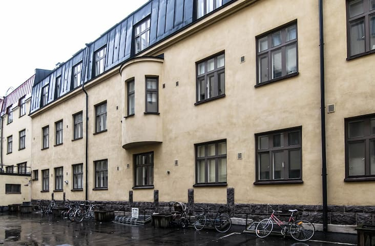 Trendy Minimalist Flat in the Heart of Helsinki - Helsinki - Apartament