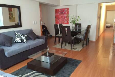 Miraflores walk distance everywhere - Miraflores - Apartment