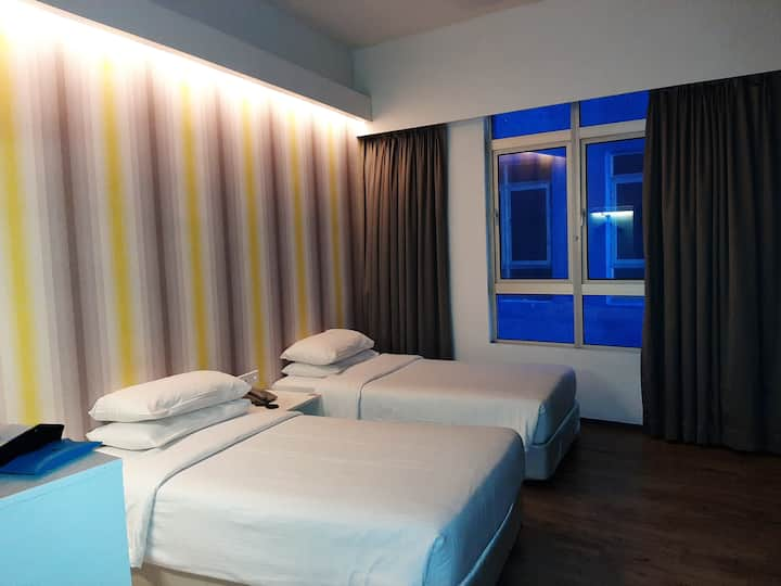 Genting First World Hotel -Deluxe Room - [DA]